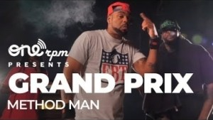 Video: Method Man - Grand Prix
